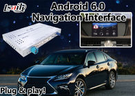 الصين ES 2012-2017 Lexus Video Interface Mouse Version، GPS Navi Android 6.0 Navigation Box مصنع