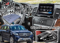 Mercedes Benz GLS Android Navigation Box، Youtube Navigation Video Interface car اختياري