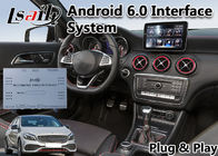 الصين W176 Android 9.0 Auto Interface لـ 2015-2019 Year Mercedes-Benz a-Class Waze Youtube الشركة