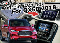 LVDS Display Navigation Gps Android، Android Navigation Video Interface Infiniti QX50 2018