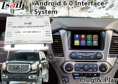 GMC Yukon Denal Android Navigation Box for 2014-2018 year with Online map (Google / waze)