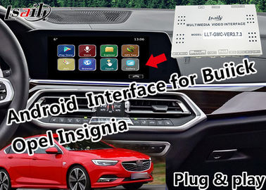 الصين Android 6.0 Auto Interface for 2014-2018 Opel Crossland Insignia Mokka Support Online Map Miracast CarPlay WIFI موزع