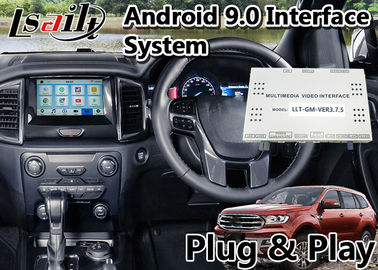 الصين واجهة Ford Everest Android Auto لنظام SYNC 3 المدمج في Mirrorlink WIFI Bluetooth و GPS Navigation مصنع