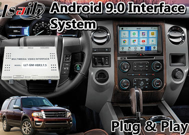 الصين Expedition Android Auto Interface لنظام Ford Sync 3 لنظام YouTube و Waze وخريطة Google مصنع